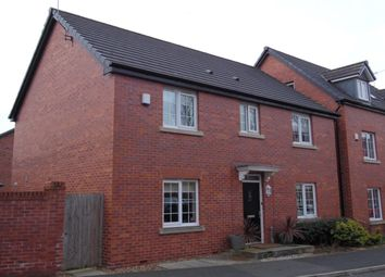 Thumbnail 4 bed detached house for sale in North Croft, Atherton, Manchester, Greater Manchester