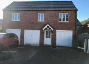 Thumbnail 2 bed flat to rent in Bluebell View, Coed Y Darren, Llanbradach