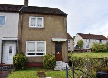 Thumbnail 2 bed end terrace house for sale in 8, Briar Place, Gourock, Renfrewshire