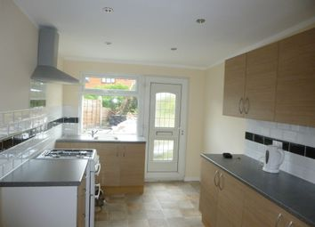 Thumbnail 3 bed terraced house to rent in Cannock Road, Penkridge, Stafford, Staffordshire