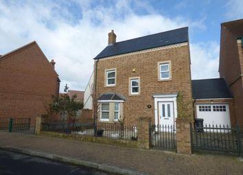 Thumbnail 3 bed semi-detached house for sale in Frogden Road, Wichelstowe, Swindon, Wiltshire