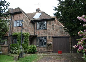Thumbnail 5 bed semi-detached house for sale in Chantry Avenue, Bexhill-On-Sea