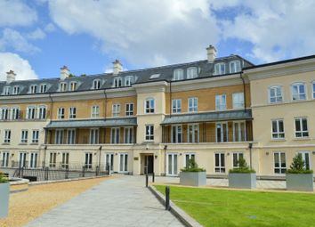 Thumbnail 2 bed flat for sale in Copper Beech House, Heathside Crescent, Woking