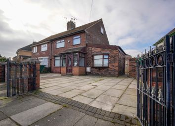 Keswick Drive, Liverpool L21. 3 bed semi-detached house for sale
