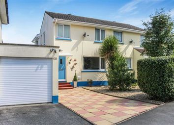 Thumbnail 4 bed semi-detached house for sale in Broadlands, Bideford