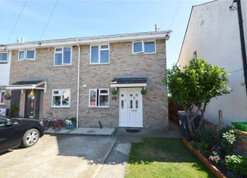 Thumbnail 3 bed end terrace house for sale in Warwick Drive, Rochford, Essex