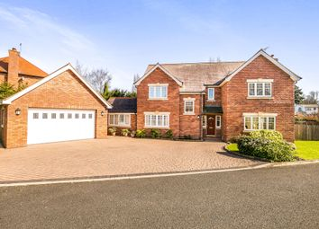 Thumbnail 5 bed detached house for sale in Pitmans Lane, Hawarden, Deeside