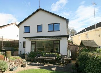 Thumbnail 3 bed detached house for sale in Bourchier Close, Bampton, Tiverton