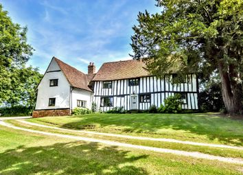 Thumbnail 4 bed detached house for sale in Broad Green, Steeple Bumpstead, Haverhill