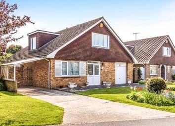 Thumbnail 3 bedroom detached house for sale in Regis Avenue, Bognor Regis