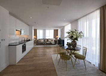Thumbnail 3 bed flat for sale in Innova, 2 Edridge Road, Croydon, London