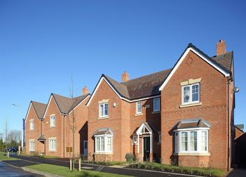 "Thumbnail 4 bedroom detached house for sale in ""The Knowsley"" at Newlands, Retford"