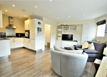 Thumbnail 1 bed flat to rent in Clarence Court, The Broadway, London