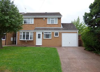 Thumbnail 4 bed detached house to rent in Willow Close, Aston-On-Trent, Derby
