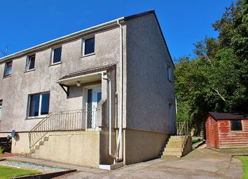 Thumbnail 3 bed semi-detached house for sale in 16 Belmont Road, Stranraer