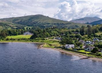 Thumbnail 5 bed detached house for sale in Waterside Cottage, Strachur, Cairndow, Argyll And Bute