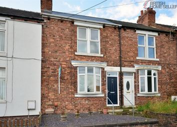 3 bed terraced house for sale in Rock Terrace, New Brancepeth, Durham DH7