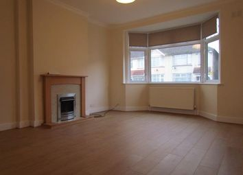 Thumbnail 2 bed terraced bungalow to rent in Wadeville Avenue, Chadwell Heath, Romford