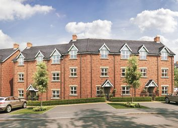 "Thumbnail 1 bed flat for sale in ""Block E"" at Raddlebarn Road, Selly Oak, Birmingham"