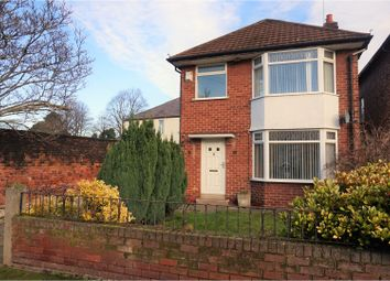 Thumbnail 3 bed detached house for sale in Eaton Road North, Liverpool