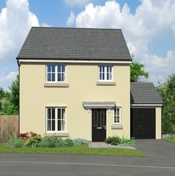 Thumbnail 3 bedroom detached house for sale in Ash Drive, South Molton