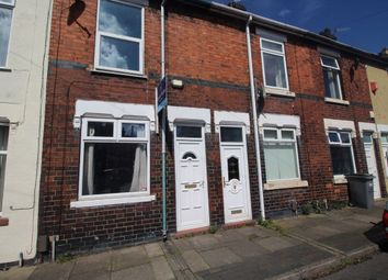 Thumbnail 2 bedroom terraced house to rent in Cavendish Street, Hanley, Stoke-On-Trent