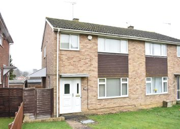 Thumbnail 3 bed semi-detached house for sale in The Stirrup, Cashes Green, Stroud, Gloucestershire