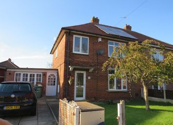 Thumbnail 3 bedroom semi-detached house for sale in Lime Tree Crescent, Kippax, Leeds