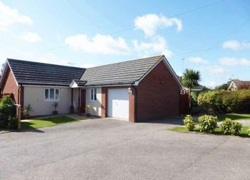 Thumbnail 3 bed detached bungalow for sale in St. Christopher Close, Caister-On-Sea, Great Yarmouth