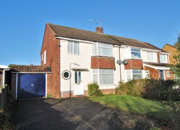 Thumbnail 3 bed semi-detached house for sale in Wittenham Avenue, Tilehurst, Reading