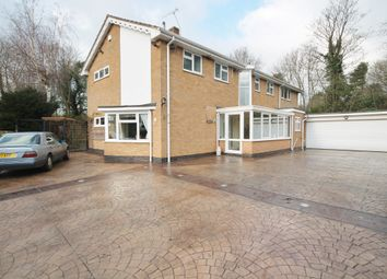 Thumbnail 7 bed detached house for sale in Carisbrooke Avenue, South Knighton, Leicester