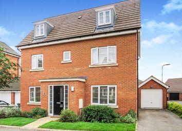 Thumbnail 5 bed detached house for sale in Lares Avenue, Cardea, Peterborough