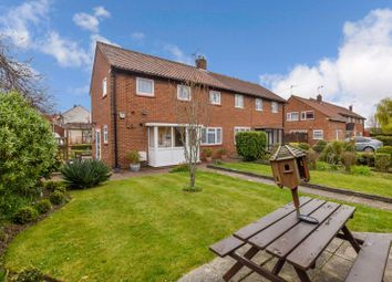 Thumbnail 3 bed semi-detached house for sale in Giffords Cross Avenue, Corringham, Stanford-Le-Hope