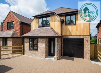 Thumbnail 4 bedroom detached house for sale in Wivelsfield Road, Haywards Heath