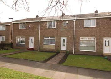 Thumbnail 2 bedroom terraced house for sale in Haggerston Crescent, Westerhope, Newcastle Upon Tyne