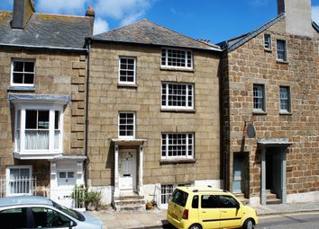 Thumbnail 5 bed town house for sale in Chapel Street, Penzance