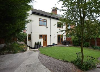 Thumbnail 3 bed cottage for sale in Church Street West, Pinxton, Nottingham, Derbyshire