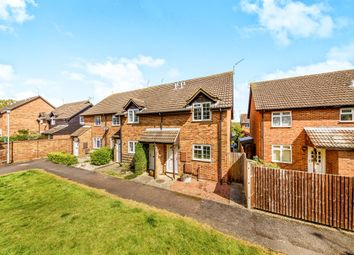 Thumbnail 2 bedroom end terrace house for sale in Aldbury Close, Sandridge, St.Albans