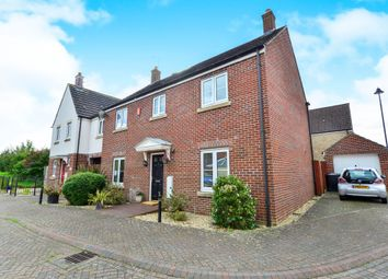 Thumbnail 4 bed link-detached house for sale in Woodpecker Meadow, Gillingham
