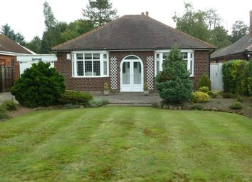Thumbnail 2 bed detached bungalow for sale in Station Road, Nether Whitacre