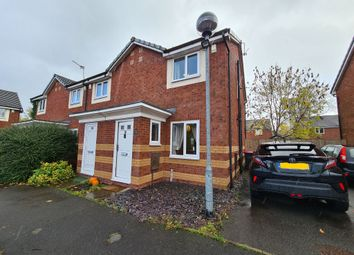 Thumbnail 2 bed semi-detached house for sale in Trinity Riverside, Salford