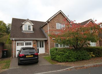 Thumbnail 4 bed detached house for sale in Nant-Y-Moor Close, Coedkernew, Newport
