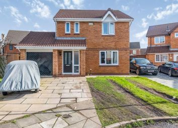 Thumbnail 3 bed detached house for sale in Motherwell Crescent, Southport, Merseyside, England