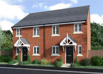 """Thumbnail 3 bed semi-detached house for sale in """"Beeley"""" at Estcourt Road, Gloucester"""