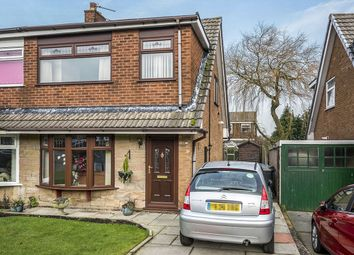 Thumbnail 3 bed semi-detached house for sale in Elkstone Close, Winstanley, Wigan