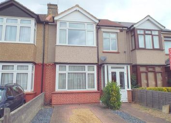 Thumbnail 3 bed terraced house for sale in Ridgeway Avenue, Gravesend