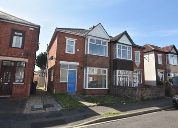 Thumbnail 3 bed semi-detached house for sale in Kensington Road, Gosport