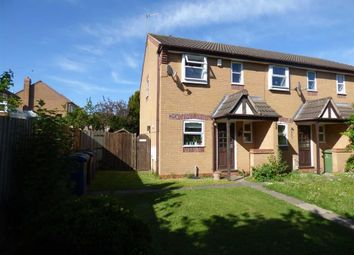 Thumbnail 2 bedroom end terrace house to rent in Romney Drive, Doxey, Stafford