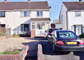 Thumbnail 3 bedroom semi-detached house for sale in Hipswell Highway, Wyken, Coventry