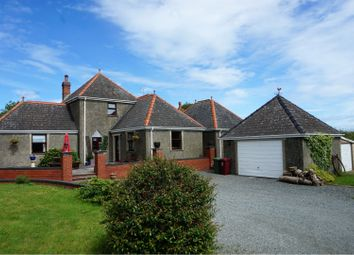 Thumbnail 3 bedroom detached bungalow for sale in New Hill, Goodwick